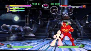 Marvel vs. Capcom 2: New Age of Heroes - automaty, Dreamcast, PlayStation 2, Xbox, PlayStation 3, Xbox 360 (2000)