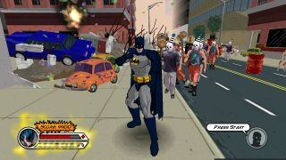 Justice League Heroes United - automaty (2009)