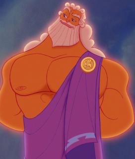 Ojciec Herkulesa - grafika