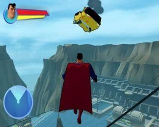 Superman: Shadow of Apokolips - Nintendo GameCube, PlayStation 2 (2002)