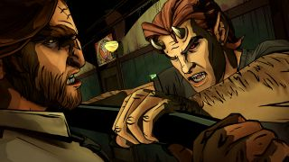 The Wolf Among Us - Android, iOS, PC, PlayStation 3, Xbox 360 (2013)