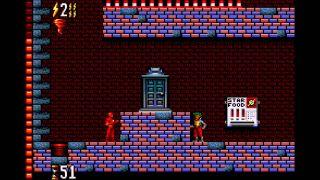 The Flash - Sega Master System (1993)