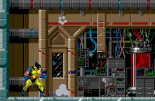 Wolverine: Adamantium Rage - Genesis, SNES (1994)