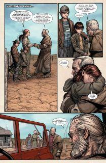 Wolverine. Staruszek Logan - plansze