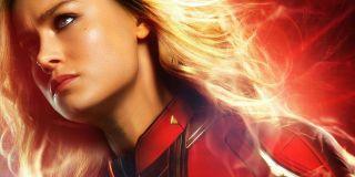 Parker pyta Fury'ego, dlaczego w walce z Żywiołakami nie może pomóc Kapitan Marvel – to pierwszy raz, gdy w MCU używa się tego określenia na bohaterkę.