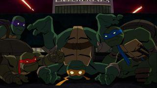 Batman vs. Wojownicze Żółwie Ninja