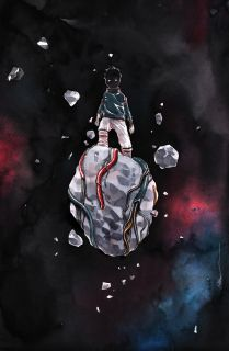 Descender, tom 4 - plansza