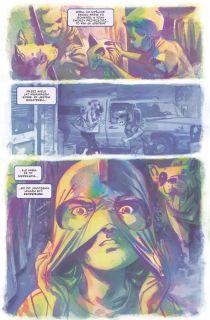 Hawkeye #01. Odmieniony - plansza