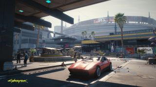 Cyberpunk 2077 - screeny z targów Gamescom 2019