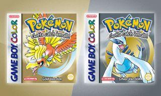 Najlepiej sprzedające się gry na Game Boy i Game Boy Color - Pokemon Gold / Silver
