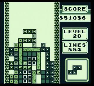 Najlepiej sprzedające się gry na Game Boy i Game Boy Color - Tetris