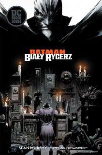 Batman - Biały Rycerz - okładka
