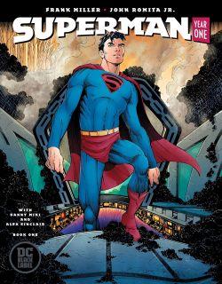 Superman: Year One - okładka