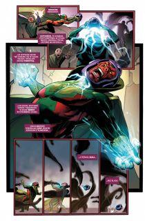 Avengers #03. II wojna domowa - plansza