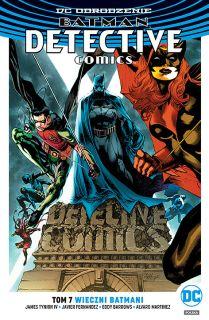 Batman – Detective Comics – Wieczni Batmani, tom 7 - okładka