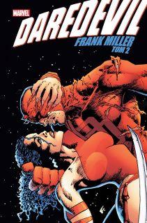 Daredevil. Frank Miller, tom 2 - okładka