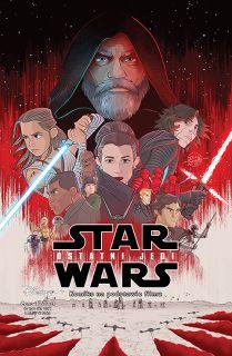 Star Wars. Ostatni Jedi - okładka