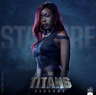 Titans 2. sezon - plakat