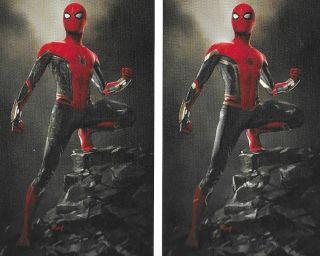Iron Spider - szkic koncepcyjny