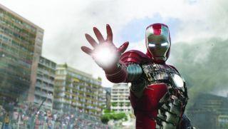 7. Iron Man 2