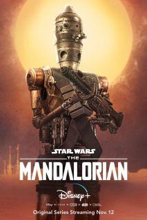 The Mandalorian - plakat