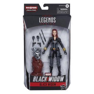 Hasbro - figurka z filmu Czarna Wdowa