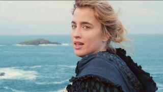 """Ostatnia scena """"Portretu kobiety w ogniu"""" i płacząca Adele Haenel"""