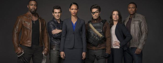 """[foto] Suicide Squad z """"Arrow"""""""