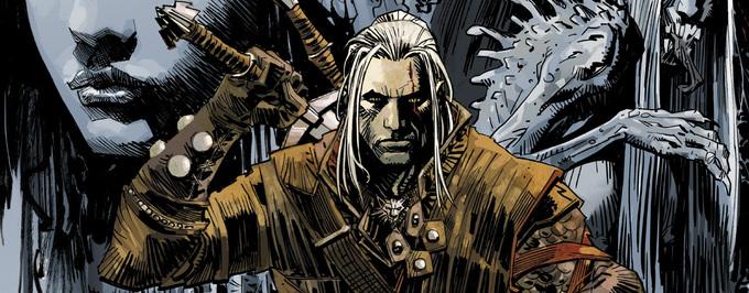 """""""Wiedźmin: Dom ze Szkła"""": Komiksowy Geralt – recenzja"""