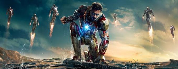 Tony Stark nadal w formie