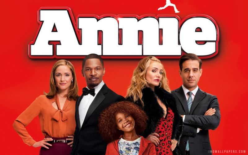 """""""Annie"""" – recenzja"""