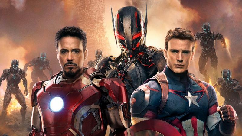 """Zdjęcie i makiety promocyjne filmu """"Avengers: Czas Ultrona"""""""