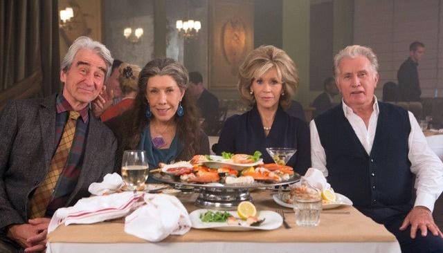 """Grace and Frankie"": sezon 1 – recenzja"