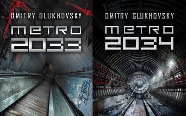 """Glukhovsky: postapokaliptyczna """"Trylogia Metro 2033"""" w komplecie jesienią"""
