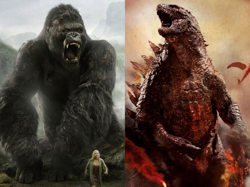 """""""Godzilla vs Kong"""" – film oficjalnie ogłoszony!"""