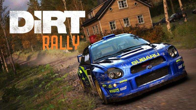 DiRT Rally – recenzja