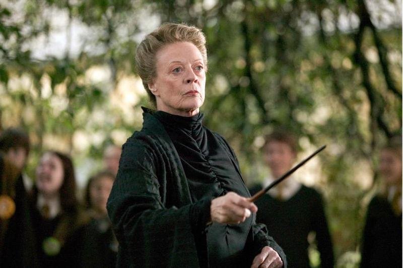 Maggie Smith – najlepsze role