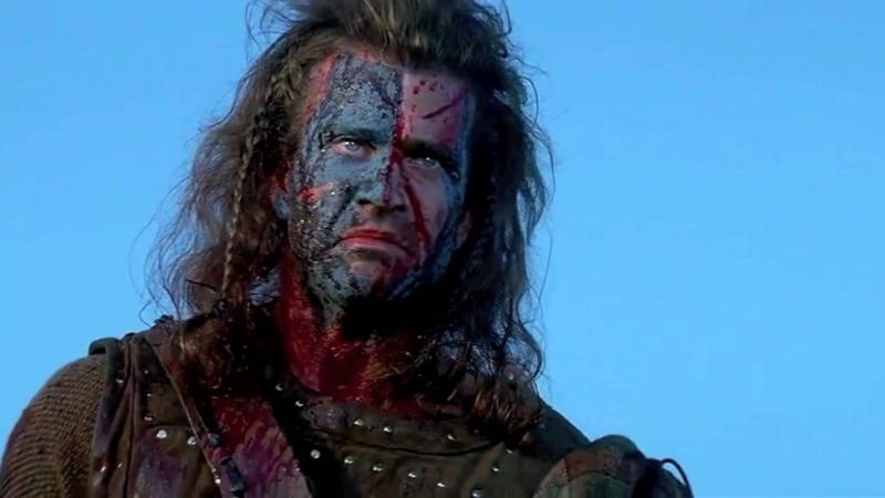 Istnieje godzina niepublikowanych scen z Braveheart. Mel Gibson jeszcze wróci do Mad Maxa?