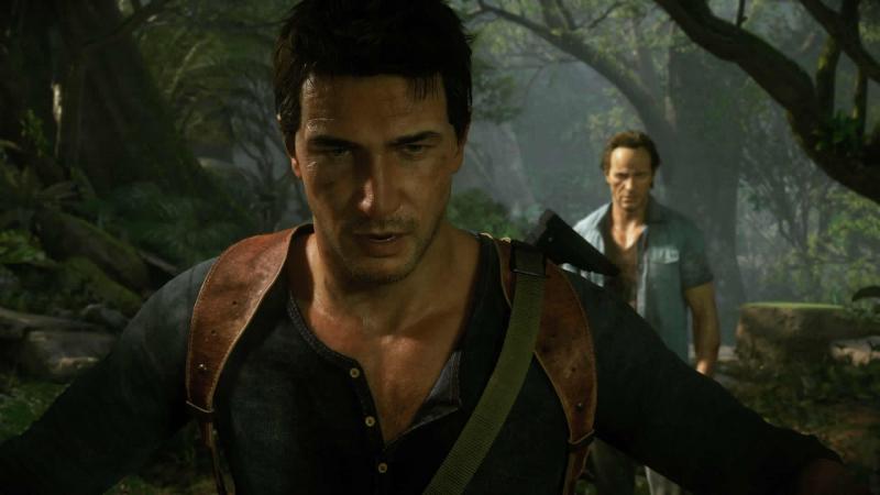 Czekam bardziej na The Last of Us niż Uncharted - tak twierdzi Nathan Drake z gry