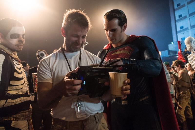 Army of the Dead: The Prequel - Zack Snyder zakończył pracę. Nowe zdjęcie z filmu