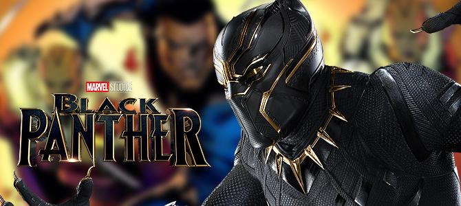 Materiały z planu Black Panther – heros na dachu rozpędzonego auta
