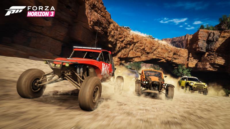 Forza Horizon 3 wkrótce zniknie z cyfrowej dystrybucji