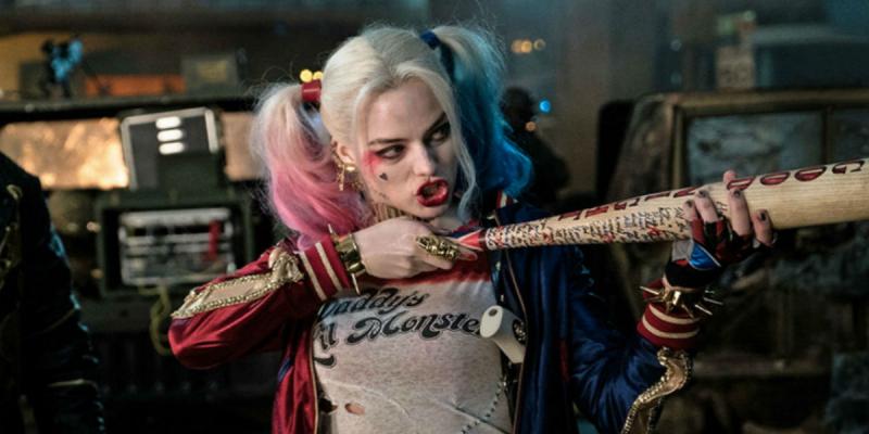Harley Quinn w ataku na nowym zdjęciu z Legionu samobójców