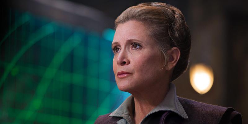 Gwiezdne Wojny: Skywalker. Odrodzenie - Leia miała mieć inną rolę. Brat Carrie Fisher komentuje