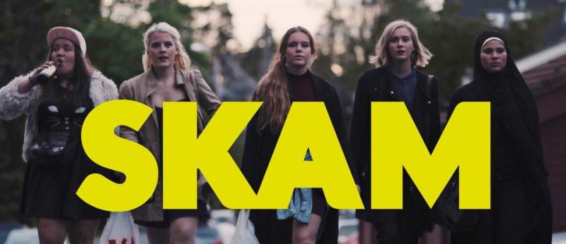 SKAM: ukazał się pierwszy z oryginalnych scenariuszy norweskiego serialu