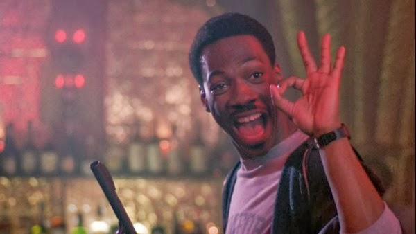 Gliniarz z Beverly Hills 4 - Eddie Murphy o postępie prac nad sequelem