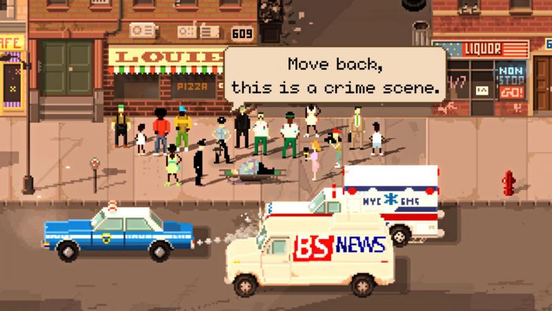 11 faktów o Beat Cop. Nowy zwiastun gry
