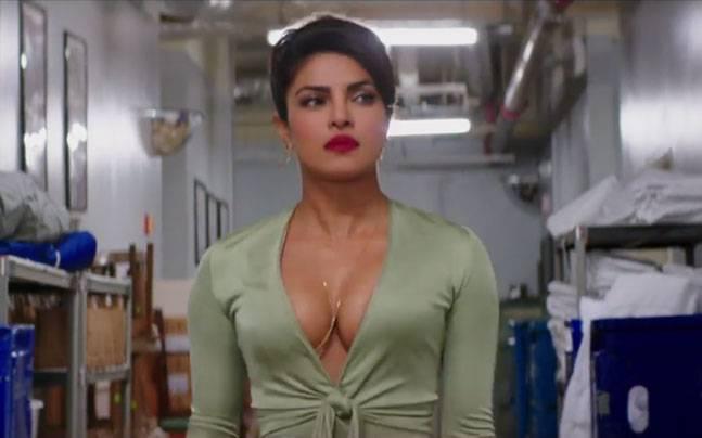 Priyanka Chopra zagra w superbohaterskim filmie Netflixa