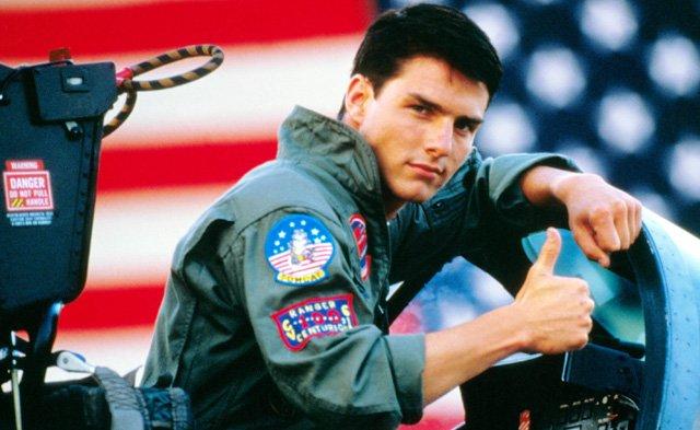 Top Gun: Maverick – Tom Cruise będzie osobiście pilotował samolot na potrzeby filmu