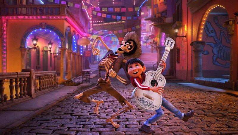 Coco – film od Pixara z nowym plakatem